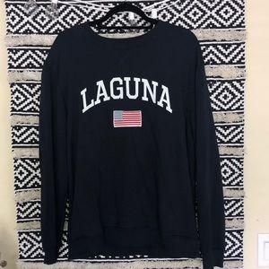 "Topshop ""Laguna"" sweatshirt"